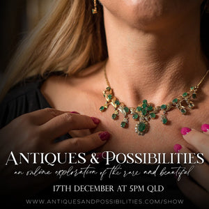 Antiques & Possibilities Online Show