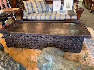 EG0101 West African (Cameroon)  Double Bed by the Bamileke People