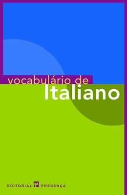 Vocabulário de Italiano