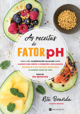 As Receitas do Fator pH