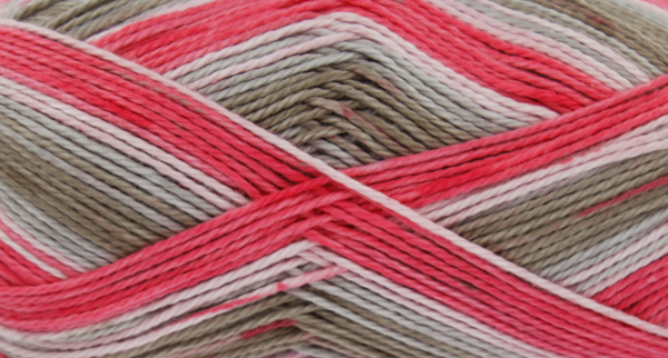 King Cole Cottonsoft Crush Double Knit Yarn pink gin