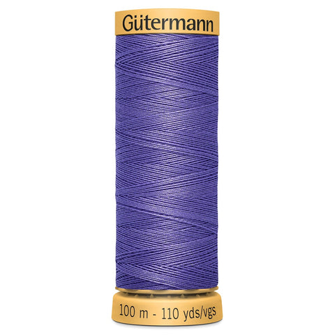 100m Gutermann 100% cotton thread