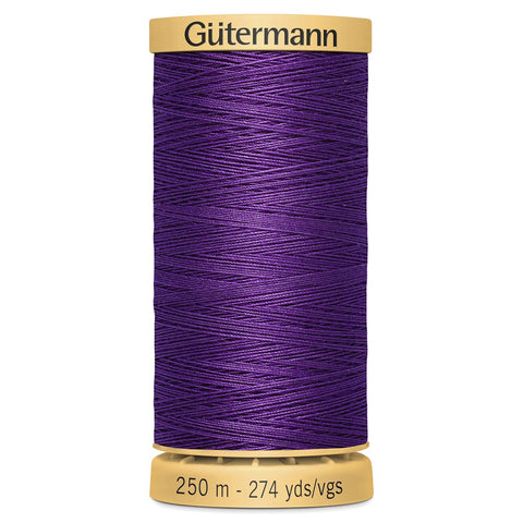 250m Gutermann 100% Cotton Thread