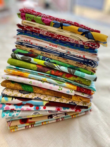 100% Cotton Fat Quarter Bundles