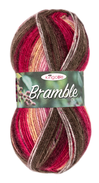 King Cole Bramble Double Knit Yarn