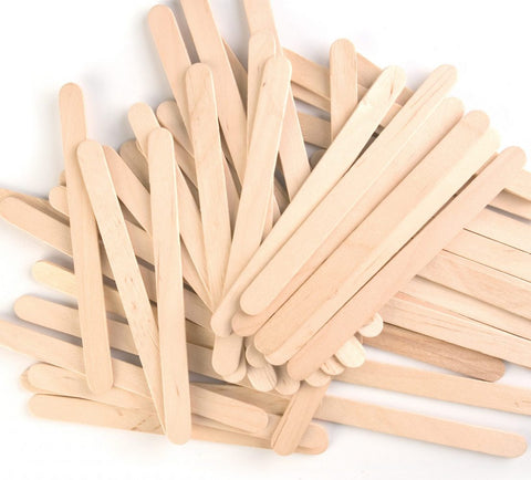 Wooden Ice Lolly Sticks
