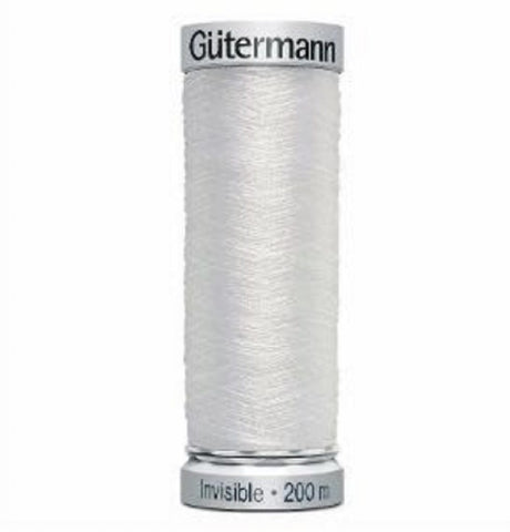 Gutermann Invisible Thread 200m