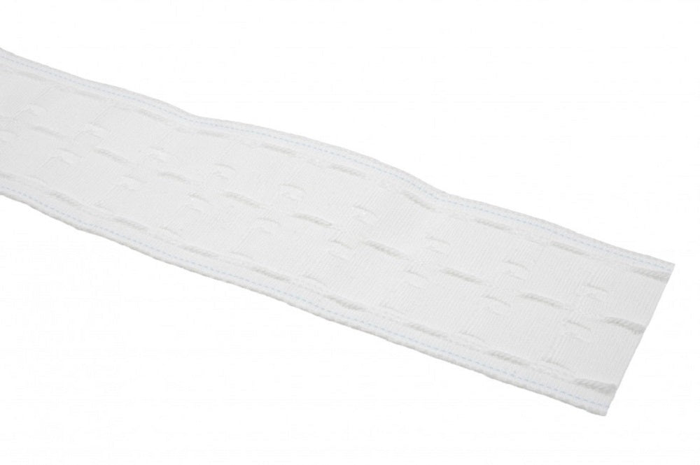 Milward Curtain Tape White 3 inch