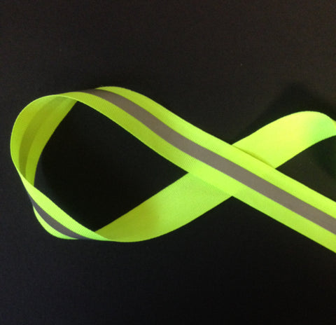 Reflective Ribbon Tape 25 mm