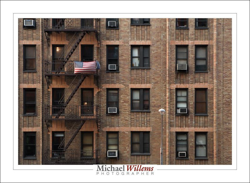 Chelsea Hotel View, New York