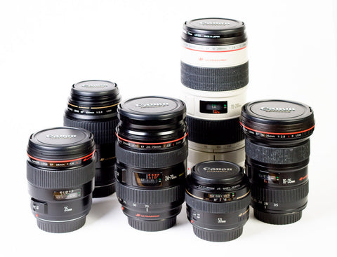 Be A Lens Expert - Creative and Technical