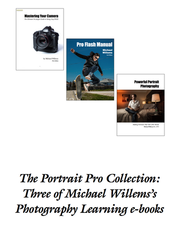 "The ""Portrait Pro"" Mini Collection: Three Amazing Michael Willems e-books"