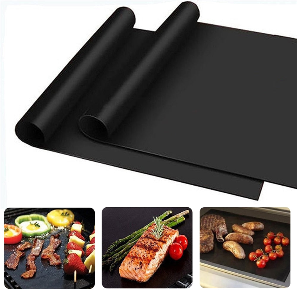 Reusable Grill Mat For Cooking