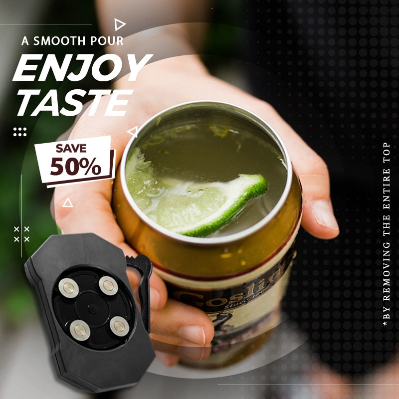 Mintiml™ Can Opener Enjoy Your Drink