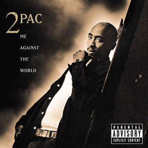 2PAC - ME AGAINST THE WORLD (2xLP)