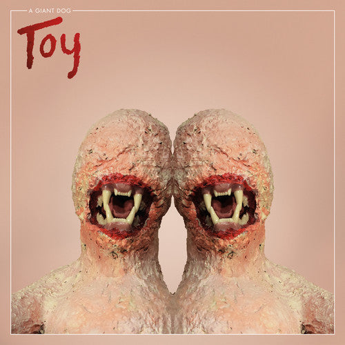 A GIANT DOG - TOY (LP)