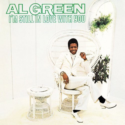 AL GREEN - I'M STILL IN LOVE WITH YOU (LP)