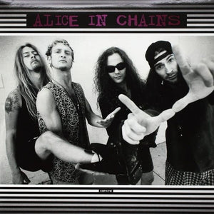 ALICE IN CHAINS - LIVE IN OAKLAND (LP)