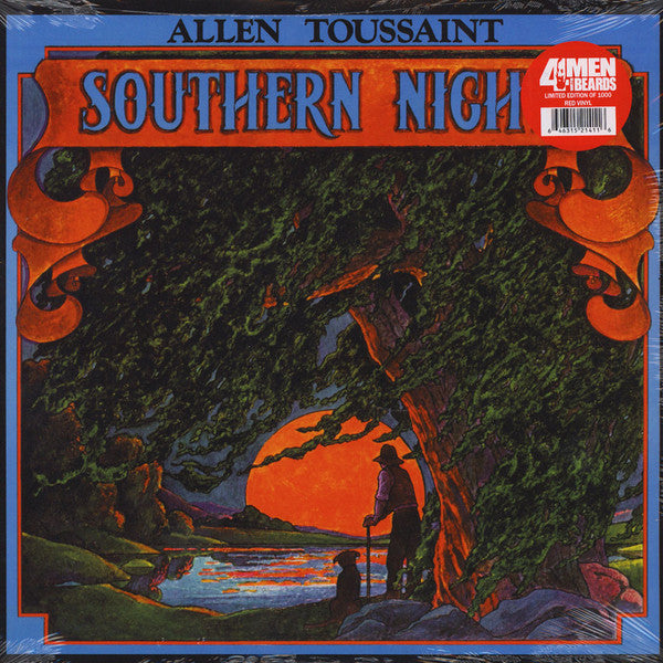 ALLEN TOUSSAINT - SOUTHERN NIGHTS (LP)