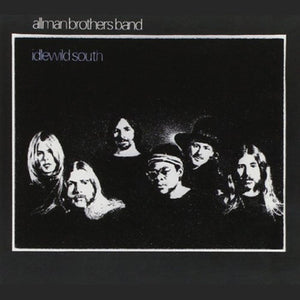 ALLMAN BROTHERS BAND - IDLEWILD SOUTH (LP)