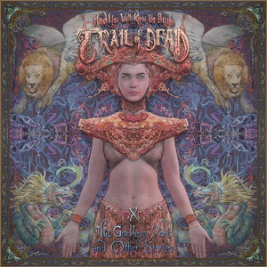 AND YOU WILL KNOW US BY THE TRAIL OF DEAD - X: THE GODLESS VOID AND OTHER STORIES (LP)