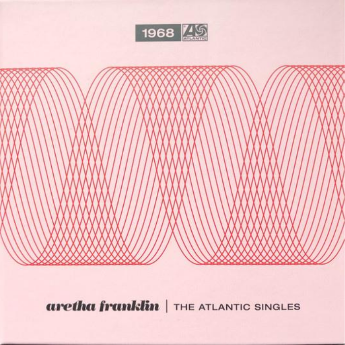 "ARETHA FRANLIN - THE ATLANTIC SINGLES 1968 (4x7"" BOOKLET)"