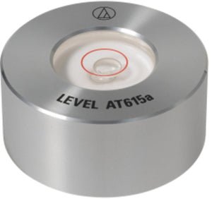 AUDIO TECHNICA AT615a TURNTABLE BUBBLE LEVEL