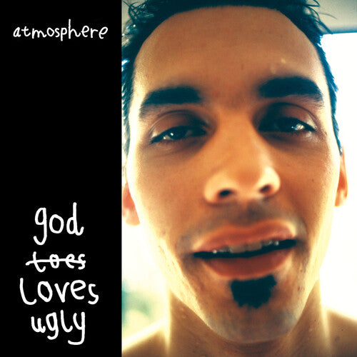 ATMOSPHERE - GOD LOVES UGLY (3xLP)