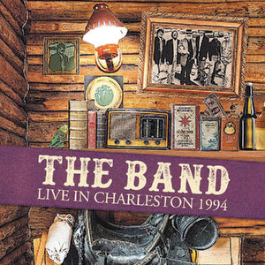 BAND - LIVE IN CHARLESTON 1994 (LP)