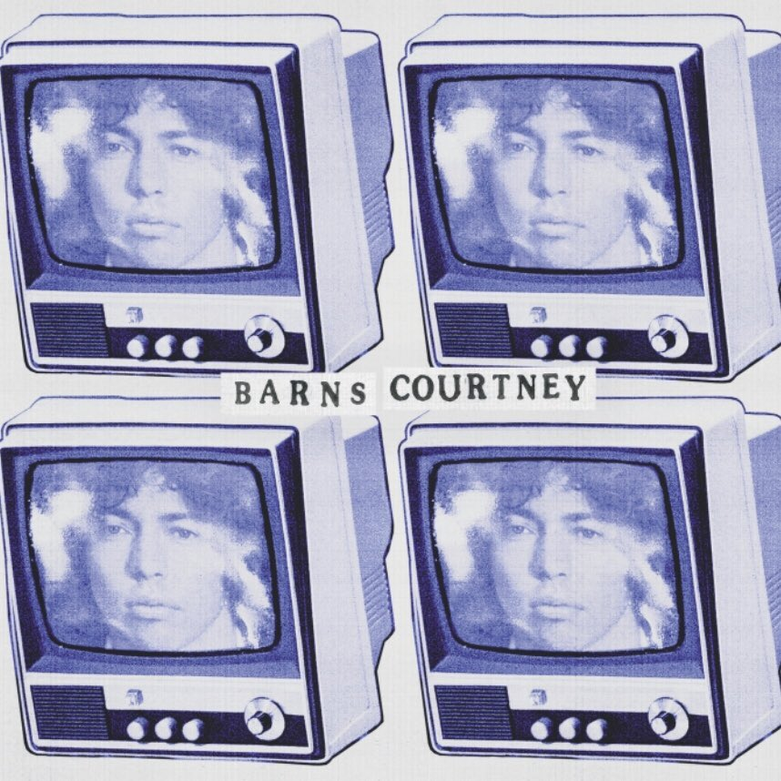 "BARNS COURNTEY - 99 b/w YOU AND I (7"")"