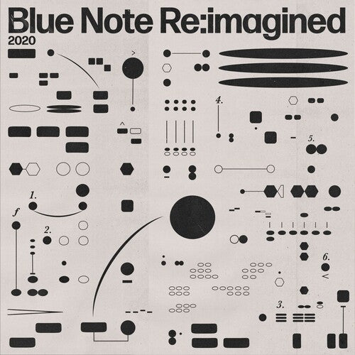V/A - BLUE NOTE RE:imagined (2xLP)
