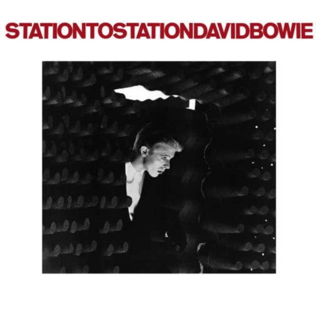 DAVID BOWIE - STATION TO STATION (LP)