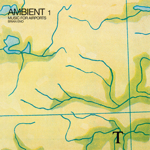 BRIAN ENO - AMBIENT 1: MUSIC FOR AIRPORTS (LP)