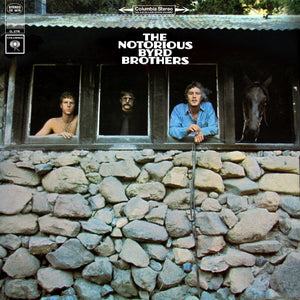 BYRDS - THE NOTORIOUS BYRD BROTHERS (LP)