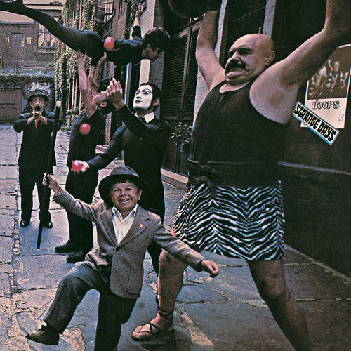 DOORS - STRANGE DAYS (LP)