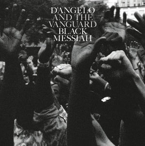 D'ANGELO AND THE VANGUARD - BLACK MESSIAH (2xLP)