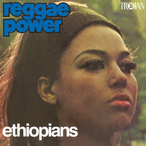 ETHIOPIANS - REGGAE POWER (LP)