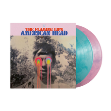 Load image into Gallery viewer, FLAMING LIPS - AMERICAN HEAD (2xLP)