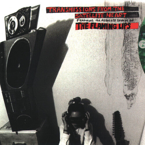 FLAMING LIPS - TRANSMISSIONS FROM THE SATELLITE HEART (LP)