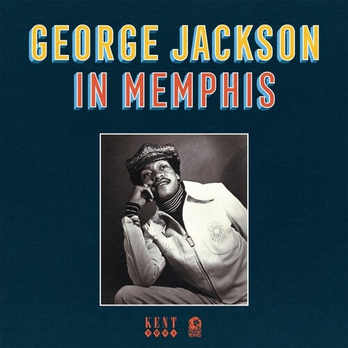 GEORGE JACKSON - IN MEMPHIS (LP)