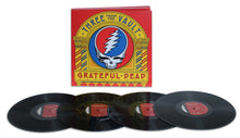 Load image into Gallery viewer, GRATEFUL DEAD - THREE FROM THE VAULT (4xLP)