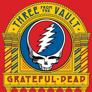 GRATEFUL DEAD - THREE FROM THE VAULT (4xLP)