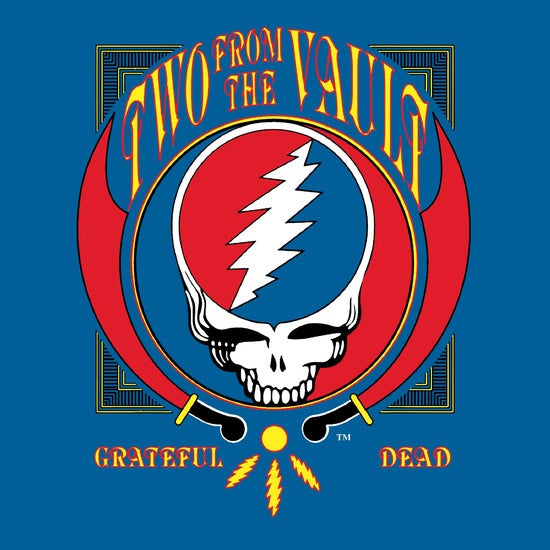 GRATEFUL DEAD - TWO FROM THE VAULT (4xLP)