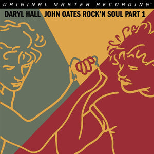 HALL AND OATES - ROCK 'N SOUL PART 1 (MOFI LP)