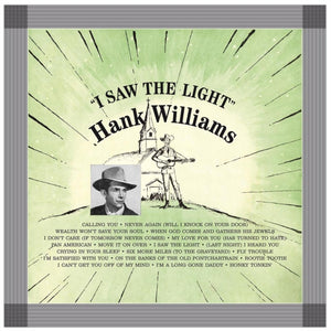 HANKS WILLIAMS - I SAW THE LIGHT (LP)