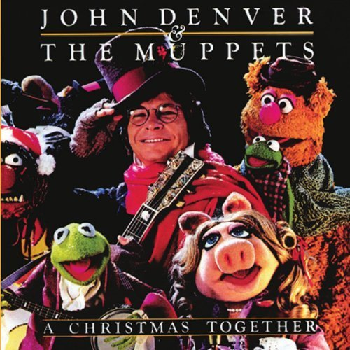 JOHN DENVER and THE MUPPETS - A CHRISTMAS TOGETHER (LP)