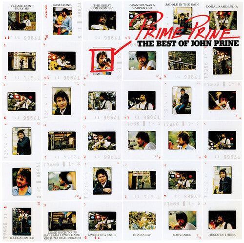 JOHN PRINE - PRIME PRINE: THE BEST OF JOHN PRINE (LP)