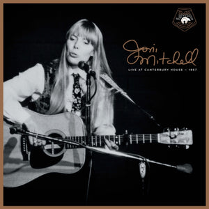 JONI MITCHELL - LIVE AT CANTERBURY HOUSE 1967 (3xLP