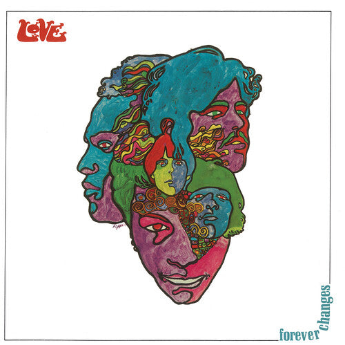 LOVE - FOREVER CHANGES (MONO/STEREO LP)