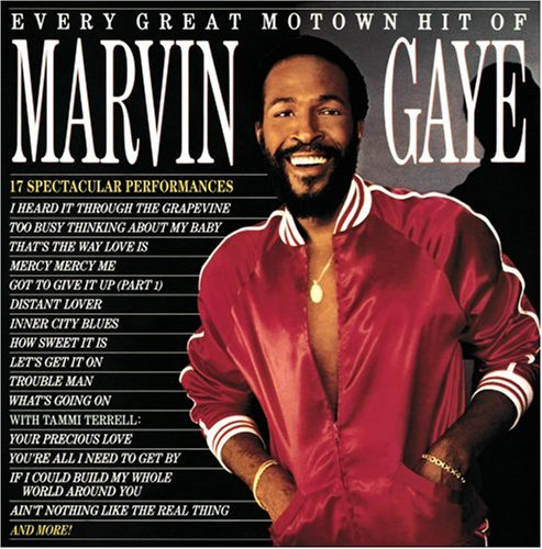 MARVIN GAYE - EVERY GREAT MOTOWN HIT (LP)
